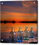 In The Morning At 4.33 Acrylic Print by Veikko Suikkanen