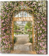 In The Palace Of Dreams Acrylic Print