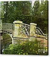 In The Park Acrylic Print