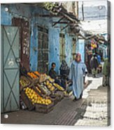 In The Souk Acrylic Print