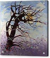 In The Wind Acrylic Print