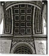 In Triomphe Acrylic Print
