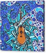 In Tune Acrylic Print