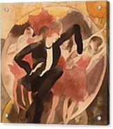In Vaudeville Acrylic Print