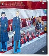 Inauguration Parade 2013 Acrylic Print