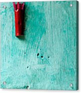 Incense 04 Acrylic Print