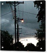 Incoming Storms Acrylic Print