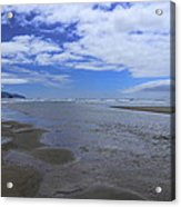 Incoming Tide Acrylic Print