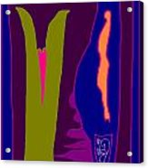 Incubation Acrylic Print by Meenal C