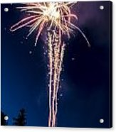 Independence Day 2014 7 Acrylic Print by Alan Marlowe