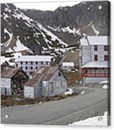 Independence Mine Acrylic Print