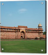 India, Agra The Red Fort Of Agra This Acrylic Print