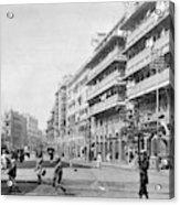 India Bombay Acrylic Print