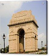 India Gate, New Delhi, India Acrylic Print