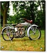 Indian 1913 Acrylic Print