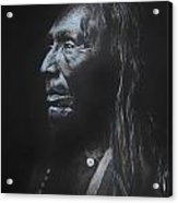 Indian Apache I  Acrylic Print
