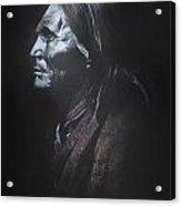 Indian Apache II  Acrylic Print