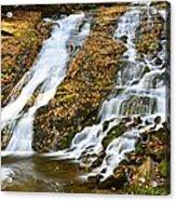 Indian Creek Falls Acrylic Print