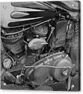 Indian Engine Acrylic Print