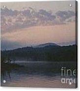 Indian Lake Acrylic Print