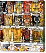 Indian Perfume Bottles Acrylic Print