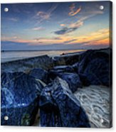 Indian River Inlet Acrylic Print