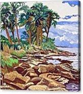 Indian River Lagoon Acrylic Print