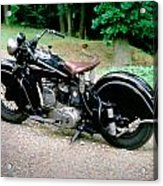 Indian Sport Scout 1941 Acrylic Print