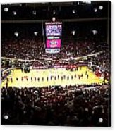 Indiana Hoosiers Assembly Hall Acrylic Print