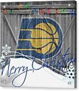 Indiana Pacers Acrylic Print