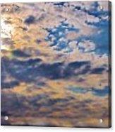 Indiana Sky Acrylic Print