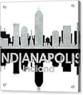 Indianapolis In 4 Acrylic Print