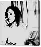 Indifferent Acrylic Print