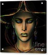 Individuality Acrylic Print