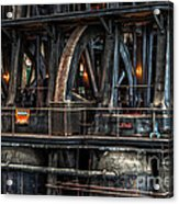 Industrial 4 Acrylic Print