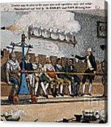 Industrial Shaving Machine 1770 Acrylic Print