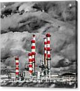 Industry Acrylic Print