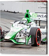 Indy Car  Acrylic Print