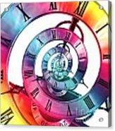 Infinite Rainbow 2 Acrylic Print