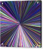 Infinity Abstract Acrylic Print
