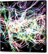 Infinity And Beyond Acrylic Print