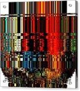 Infinity Chandelier 1 Acrylic Print
