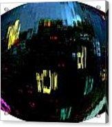 Infinity Cityscape 1  Acrylic Print