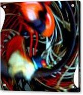 Infinity Dancer 7 Acrylic Print