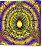 Infinity Gateway Nine Banner Acrylic Print