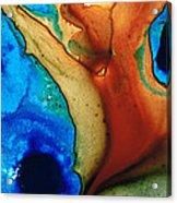 Infinity Of Life Acrylic Print