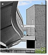 Information Technology Building Acrylic Print