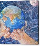 Inherit The Earth Acrylic Print