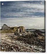 Inishbofin Island Off The West Coast Of Ireland Acrylic Print