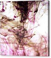 Ink Bath 2 Acrylic Print